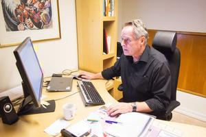 Göran Johansson kommer sakna samspelet med medarbetarna när han gått i pension.