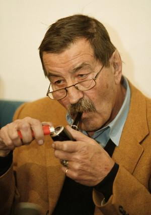 När Günter Grass fick Nobelpriset 1999 var det för att han ansågs värdig att bli 1900-talets siste pristagare i litteratur, berättar akademiledamoten Per Wästberg.   Foto: Gunnar Ask