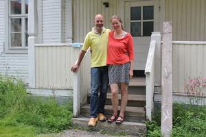 För Ibe Moerman och Maaike Smit är gården i Tängsta deras slutliga stopp. Här kommer de att stanna.