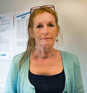 Yvonne Sellstedt, livsmedelsinspektör på Sundsvalls kommun.