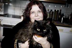 Lotten Fagerström från Sandviken är en av 44 kvinnor som stämt Sveriges lantbruksuniversitet för könsdiskriminering.