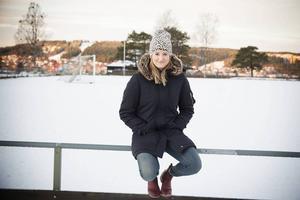 Maria Hestner har just nu god chans att vinna Fjällräven Polar och få åka på sitt livs expedition.