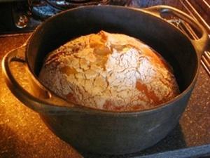 Bra bröd sköter sig själv.