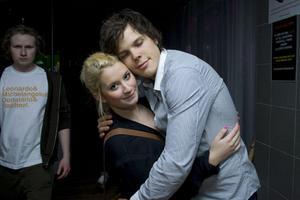 Strike Amanda och Oskar.