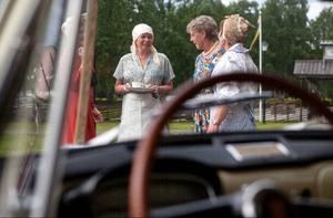 Flåsjöjäntan, Alanäs byförening och Jämtlands Fältartilleri samarbetar och skapar dagen