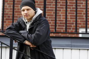 Fredrik Holster lämnade GIF Sundsvall i våras.