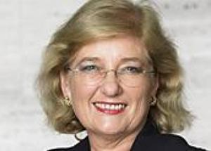 Jennifer Allerton blir andra kvinnan i Sandviks styrelse.