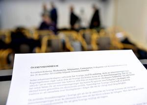 Är decemberöverenskommelsen juridiskt bindande?