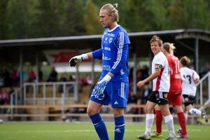 Målvakten Sebastian Henriksson släppte ingenting förbi sig.