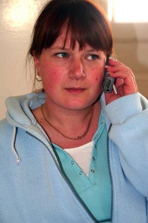 Annelee Larsson står på fjärde plats på S - valsedeln i kommunalvalet 19 september.