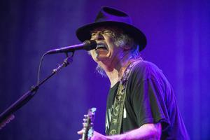 Neil Young kommer till Dalhalla den 5 juli.