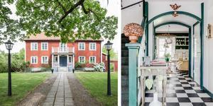 Norsa Gård utanför Köping.  Foto: Carlsson Ring