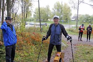 Lennart Öberg har orienterat i 75 år, och har en minst sagt gedigen meritlista. Han deltar fortfarande i veterantävlingarna.