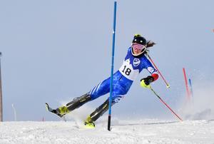 Emma Hammergård, Gävle missar bronset med den här missen och slutade fyra.