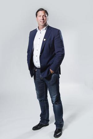 Thomas Johansson, Leksands GM. Foto: Bildbyrån