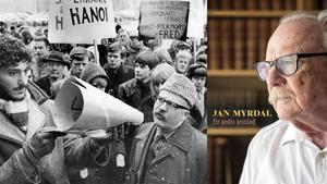 Myrdal slog igenom på 60-talet och har blivit en ikon för en (alltmer begränsad) del av svensk vänster. Nu har han skrivit ett bokslut över döden, sexualiteten, politiken och fruarna.