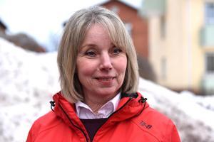 Susanne Ström bor i dag i Vansbro även om hon kommer från Bonäs.