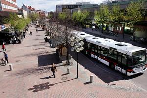 Stationsgatan. Foto: Arkiv/Tomas Nyberg