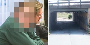 Den tidigare Falubon dömdes till livstids fängelse för det så kallade Viaduktmordet i Fagersta. Foto: Kenneth Hudd & Joel Engström