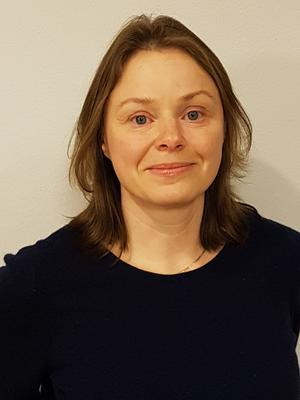 Johanna Martin (M), ordförande i Barn- och utbildningsnämnden i Askersunds kommun. Arkivfoto