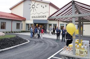 Nya demensboendet Solgården finns med bland de platser som får tillgång till en laddstolpe.