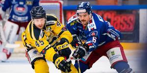 Foto: Bildbyrån/arkiv. Matchen mellan SSK och IK Oskarshamn blev en nagelbitare som SSK slutligen vann.