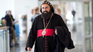 Biskop Atas stäms av SL, men menar att någon uppgett hans personnummer till kontrollanten.