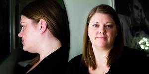 Madeleine Edling drabbades av en fyra gånger fem stor blödning i hjärnan, bara 36 år gammal.