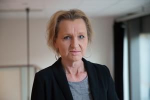Boel Godner (S), kommunalråd, Hagaberg, 52 år.
