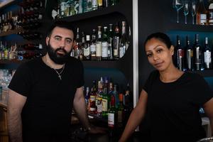 Rawad Abdulmasih och Karima Shirian.