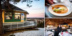 På fredagen var det sista dagen på jobbet för restauratören Annelie Nordström på Varvsberget.