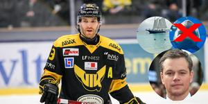 Kenny Källström tycker att en viss actionhjältes förmåga att ta sig ur svåra situationer hade passat bra på isen.