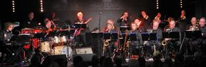 Tuna Brass måste vara ett av Sveriges absolut bästa amatörstorband. Foto: Lennart Götesson