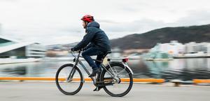 Enligt näthandlare och vissa cykelbutiker kan din elcykel komma upp i nära 100 kilometer i timmen om du köper en trimsats. Det är betydligt högre hastighet än vad som är tillåtet.Bild: Berit Roald