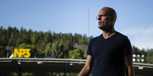 Joel Cedergren är tränare i GIF Sundsvall. Bild: Erik Mårtensson / TT