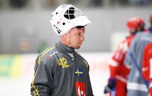 Anders Svensson har de senaste VM-turneringarna klivit fram ur Andreas Bergwalls skugga för att vakta den svenska buren i de viktigaste matcherna.