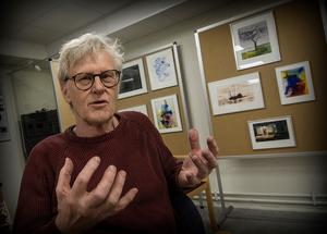 Åke Gullberg. Foto: Staffan Björklund