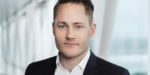 Fredrik Henriksson. Foto: Pressbild / Thomas Cook