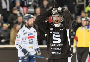SAIK förlorade SM-finalen under våren – men den sportsliga framgången har inte lett till någon vinst ekonomiskt. Bild: Janerik Henriksson / TT