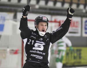 Christoffer Edlund. Bild: Pernilla Wahlman / TT