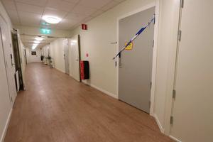 En patient på Rånäs korttidsboende misstänks ha mördat en medboende. Bild från polisen förundersökningsprotokoll.