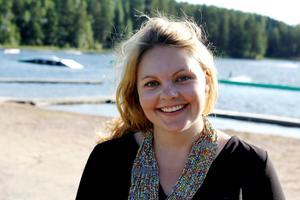 Anna Wallén har varit riksdagsledamot i åtta år. Foto: Lina Ahlén Svalbro