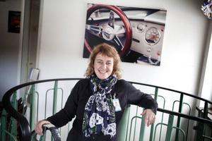Annalena Magnusson, trafiklärare på Anderzons trafikskola.