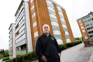 Anders Bäcklander har haft svårt att komma överens med sin chef och slutar nu som stadsarkitekt.