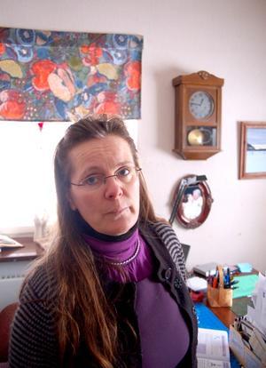 I helgen har Imber Wiktorsson öppet hus i Hammerdal på EFS för att berätta om hennes nya verksamhet som begravningsombud.