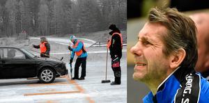Magnus Wislander finns med i startfältet i folkrace-tävling i Hällefors på lördag.