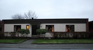 Huset på Skiljebo är byggt 1963.