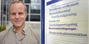 Gynmottagningen flyttar till Bryggargatans husläkarmottagning i Nynäshamn. Foto: Pressbild/Helene Skoglund