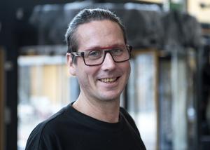 Magnus Lampell, 46 år, arbetsledare, Sundsvall
