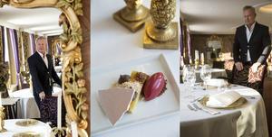 Alltid lyxigt, men extra tjusigt ska det vara på nyår, tycker Hans Strömberg, concierge på Högfjällshotellet.